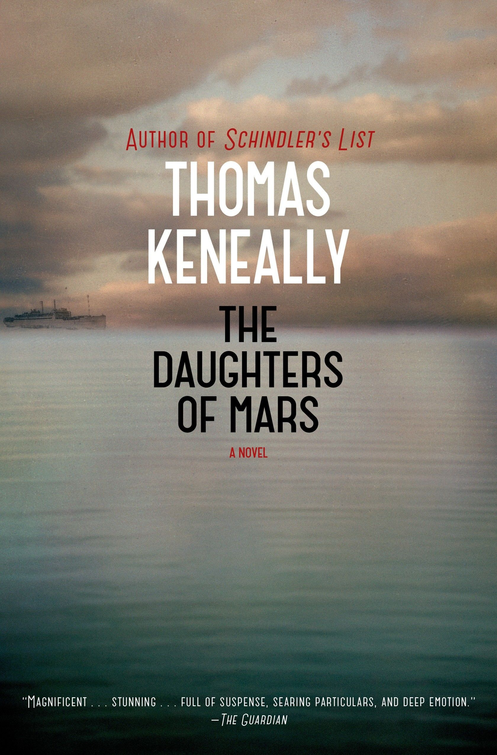 searching for schindler keneally tom