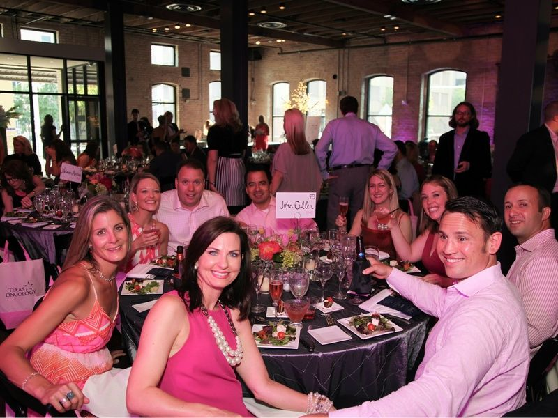 Just published perfectly pink party brings out austins