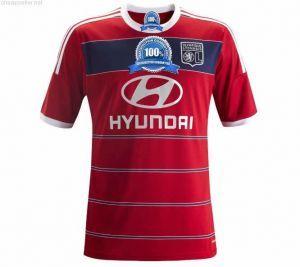 traje Olympique Lyonnais baratos