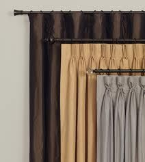 Solid Basic colored curtains will keep the space classic and timeless