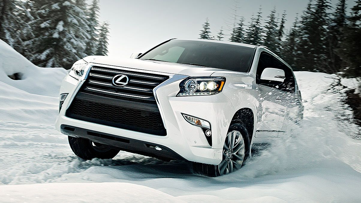 When The Going Gets Tough The Tough Really Get Going Lexus Gx