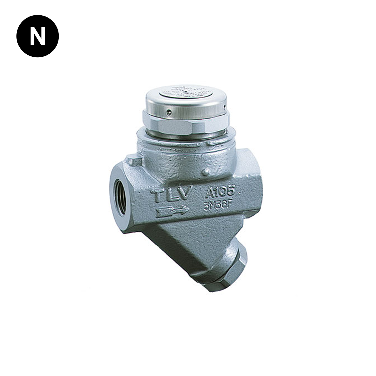 TLV P46SRN Powerdyne Disk Type Steam Trap (With images