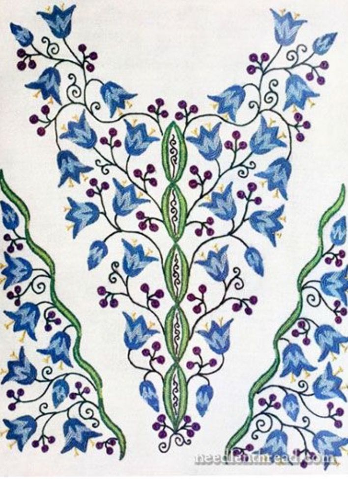 Pin van Rose Oland op Rosemaling - Embroidery, Embroidery patterns ...