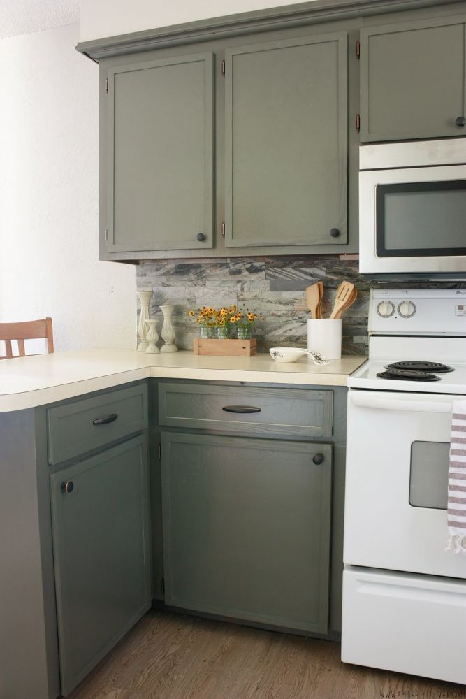 Kitchen Remodel on A Budget! | Kitchen remodel cost ...