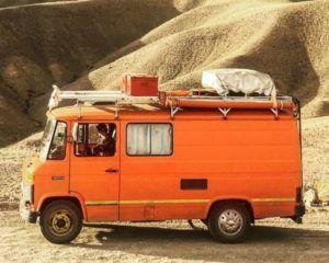 mercedes 407d passport diary busausbau campervan van. Black Bedroom Furniture Sets. Home Design Ideas
