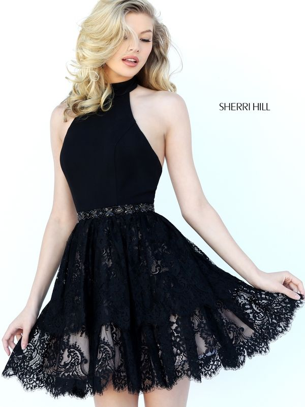 Sherri Hill 50634