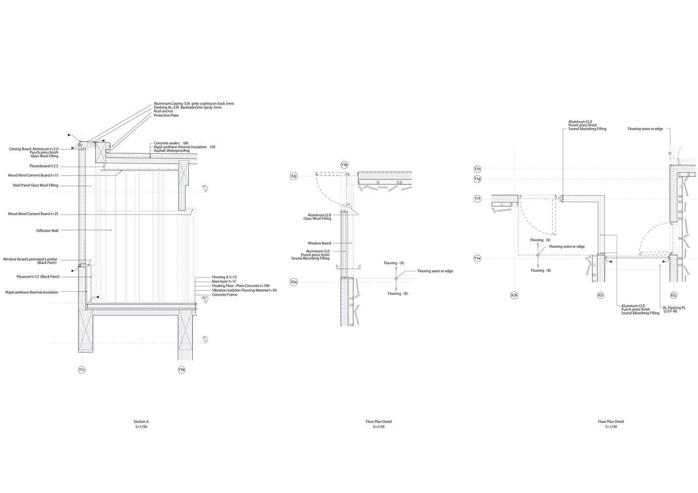 Gallery Of Tohogakuen School Of Music Nikken Sekkei 28 Music Colleges School Architecture Details