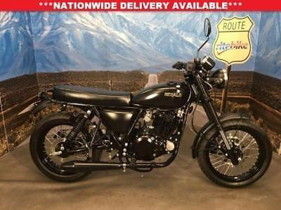 eBay: HERALD MOTOR CO CLASSIC HERALD CLASSIC 250 RETRO STYLING LOW MILES 2016 #motorcycles #biker