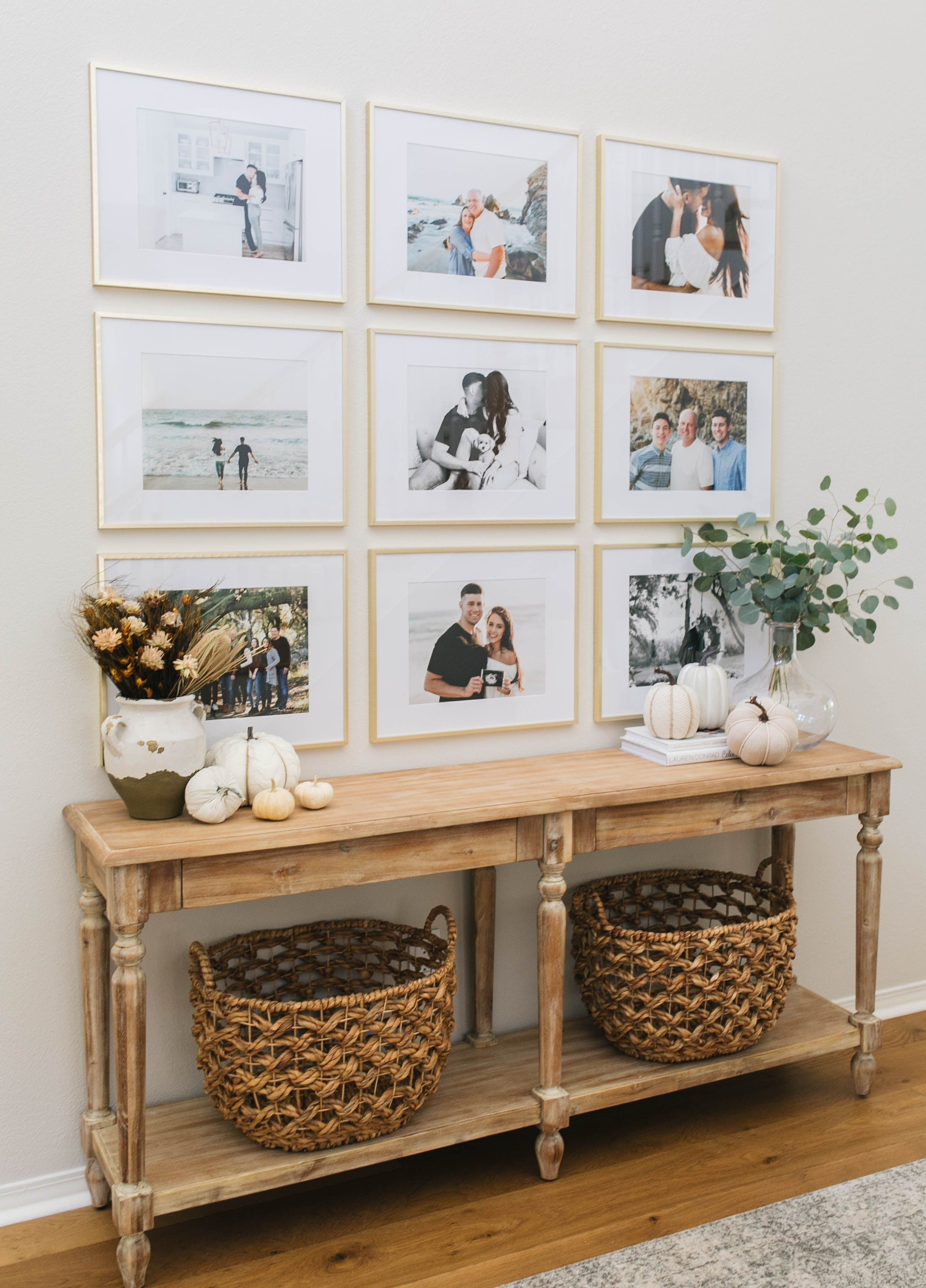 Gallery Wall Ideas | Daryl-Ann Denner