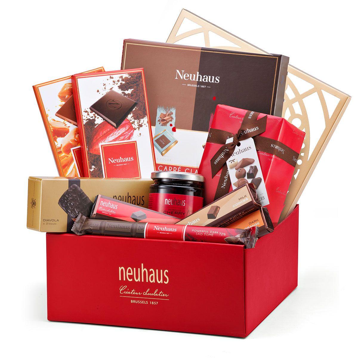 Surprise someone special with this exquisite Neuhaus chocolate ...