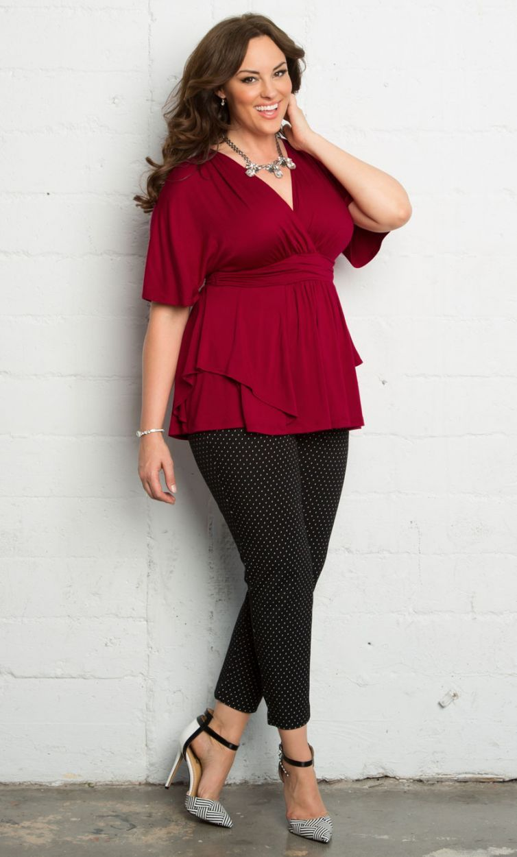 Ruby Rendezvous #PlusSize #PSFashion Www