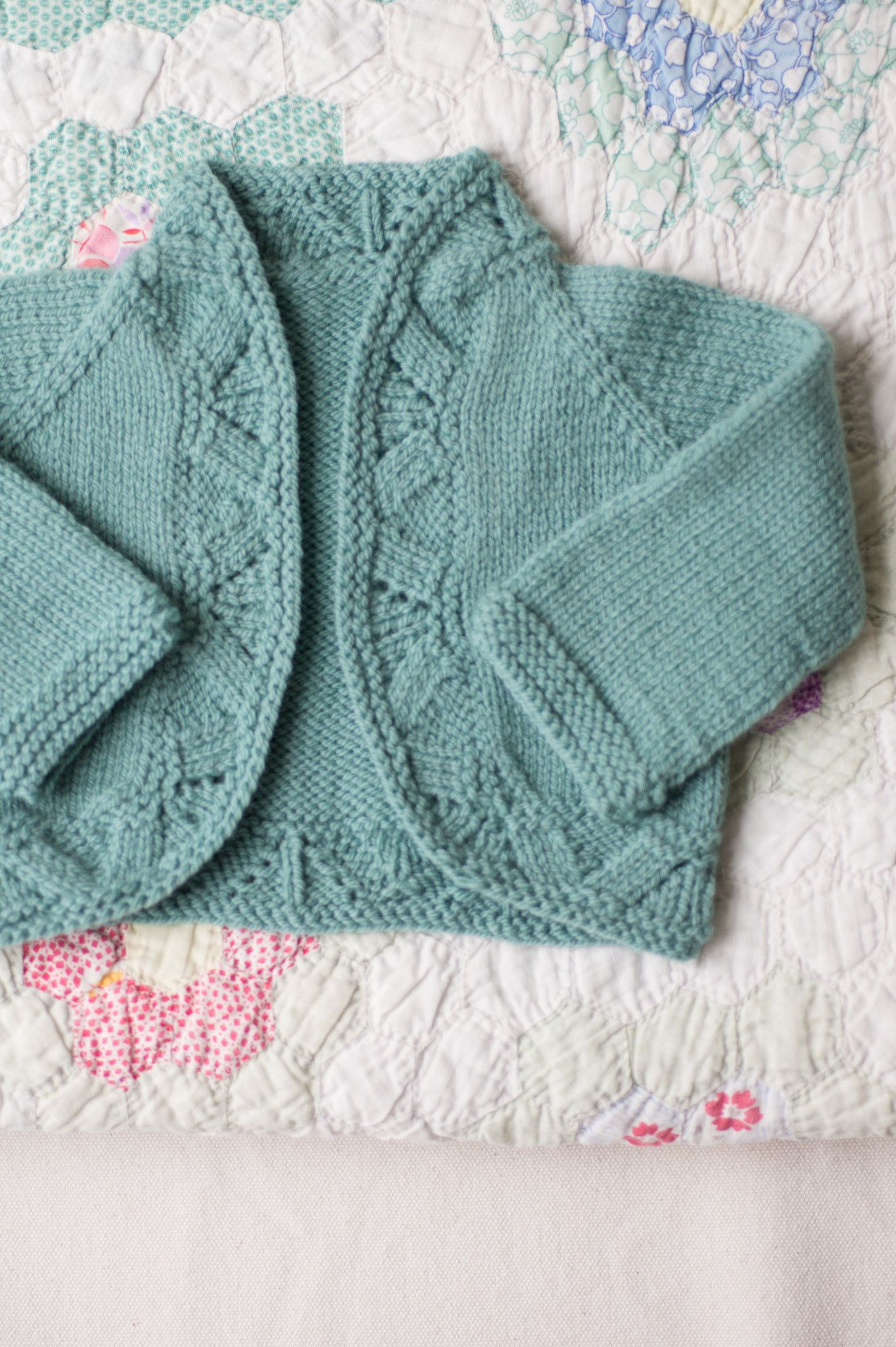 Bolero Knitting Patterns