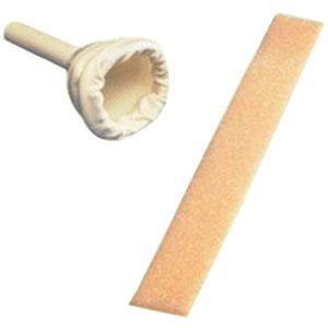 Kendall-Covidien - 732300 - Uri-Drain Latex Self-Sealing Male External Catheter, Standard 33 mm