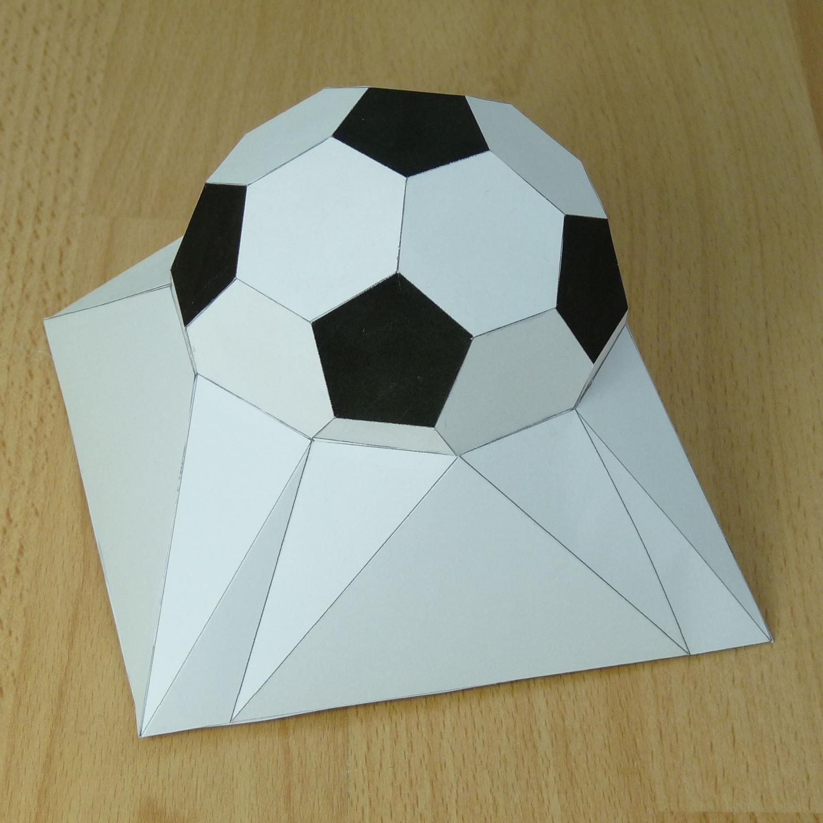 how to make a square out of paper 3d