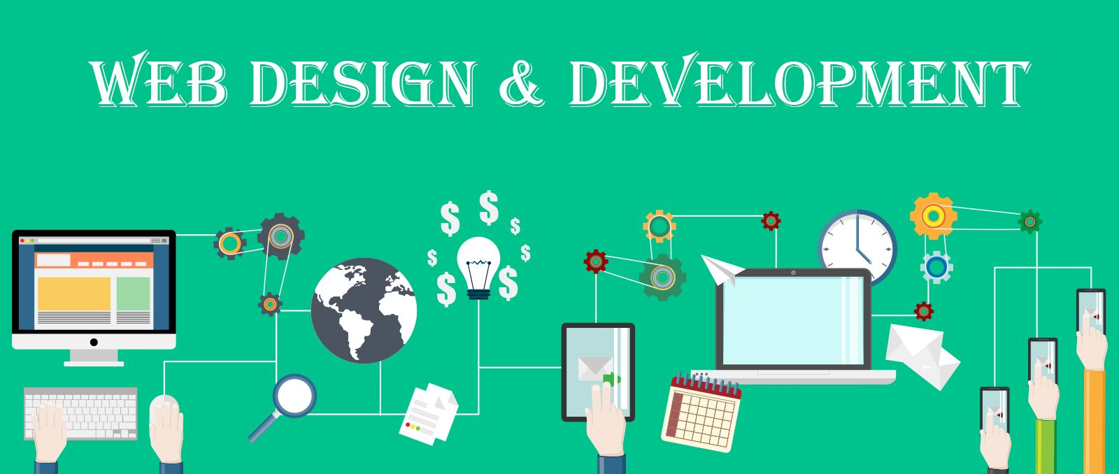 Crispy Web World Is Web Designing Company In Patiala We Also Offer Website Development Logo Designing Web Development Design Web Design Website Development