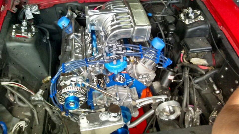 408 Stroker Swap In My 1994 Mustang Gt Sn95 Convertible Cobra Kit Cobra Kit Car Cobra