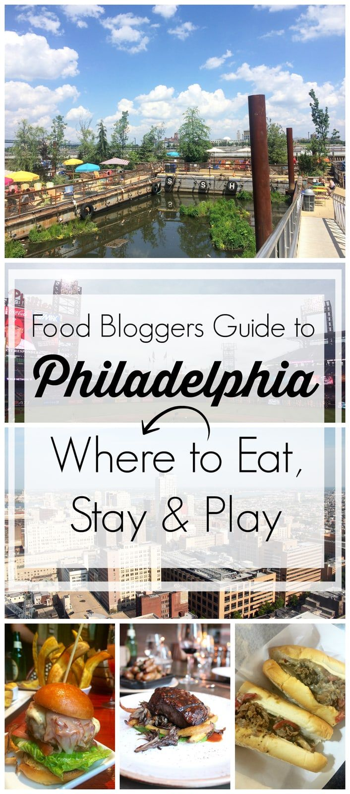 Food Bloggers Guide to Philadelphia Where to Eat, Stay