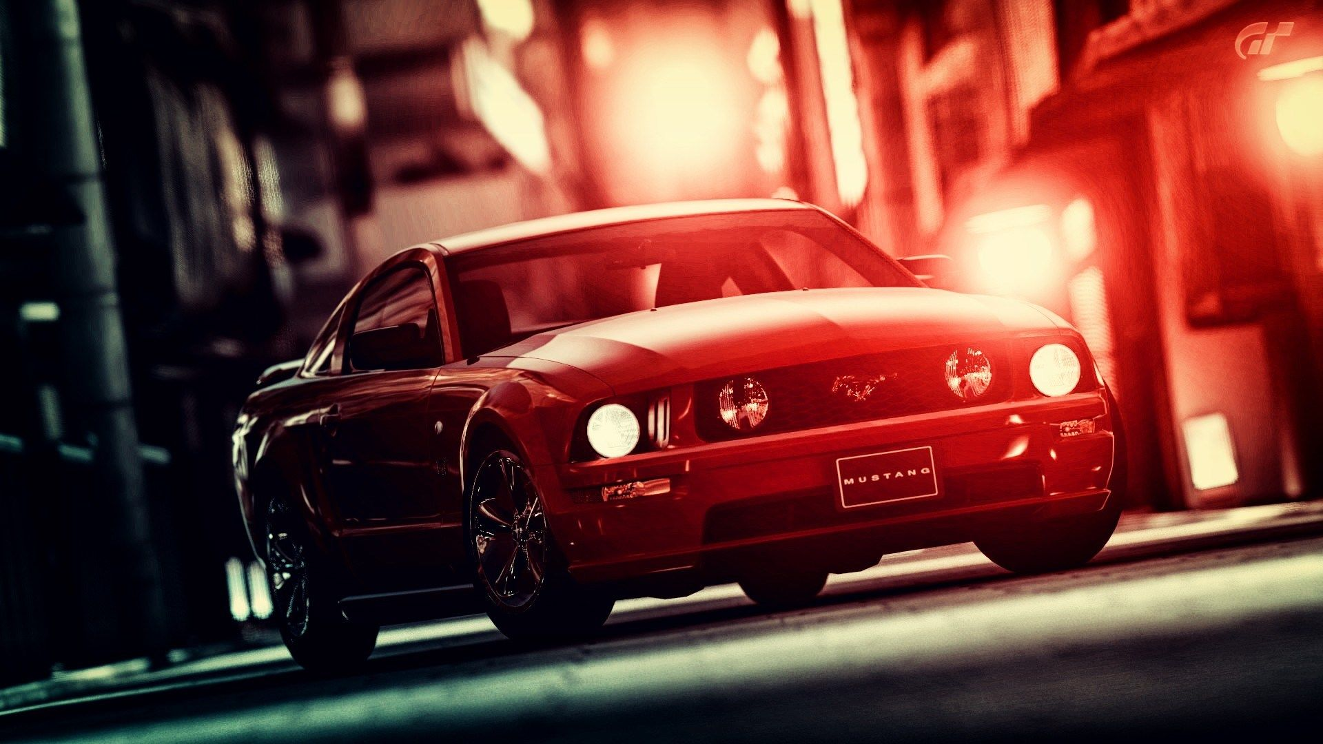 ford mustang pic desktop (fuller london 1920x1080) | sharovarka