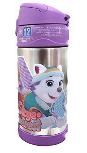 a0897a0865 Skye Everest Paw Patrol Purple Thermos 12 Ounce Funtainer ...