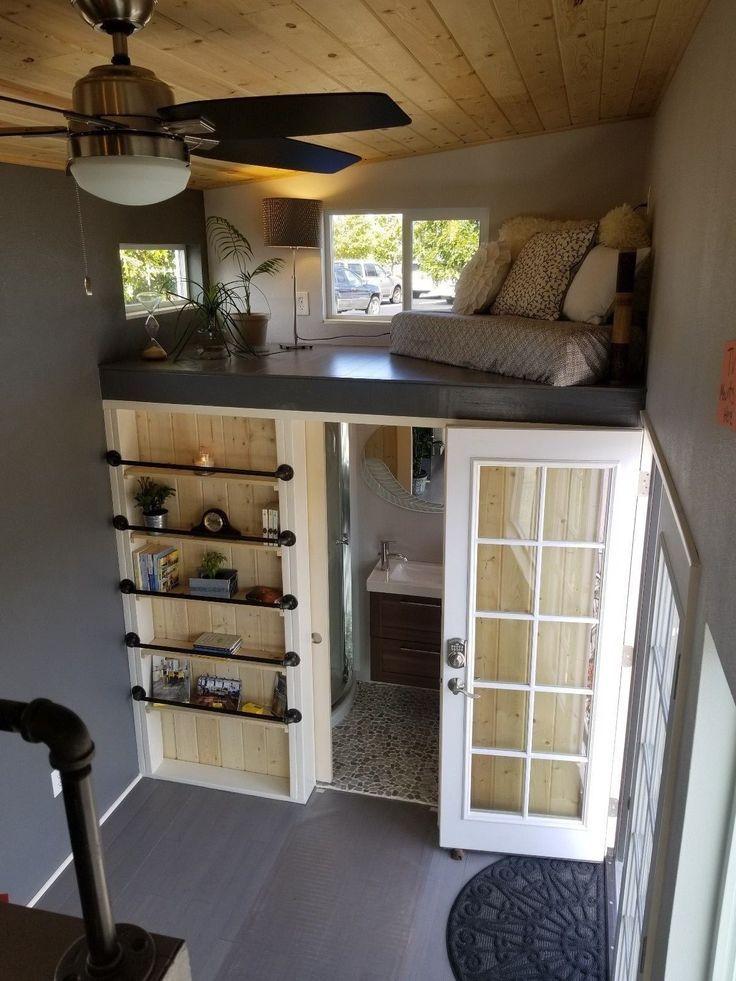 Picture 7 Of 11 Tiny House Interior Design Tiny House Design Tiny House Living