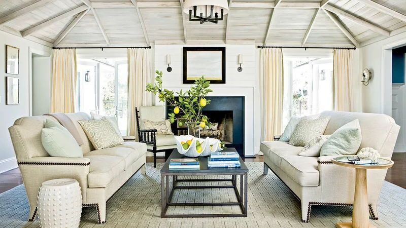 48 living rooms with coastal style in 2019 lovely living rooms rh pinterest com