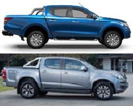 2018 mitsubishi l200 triton.  l200 mitsubishi triton vs holden colorado  pickup truck 20172018 on 2018 mitsubishi l200 triton