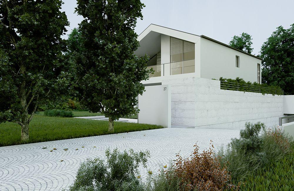 Villa prefabbricata in provincia di milano mi case for Arredamento casa milano e provincia