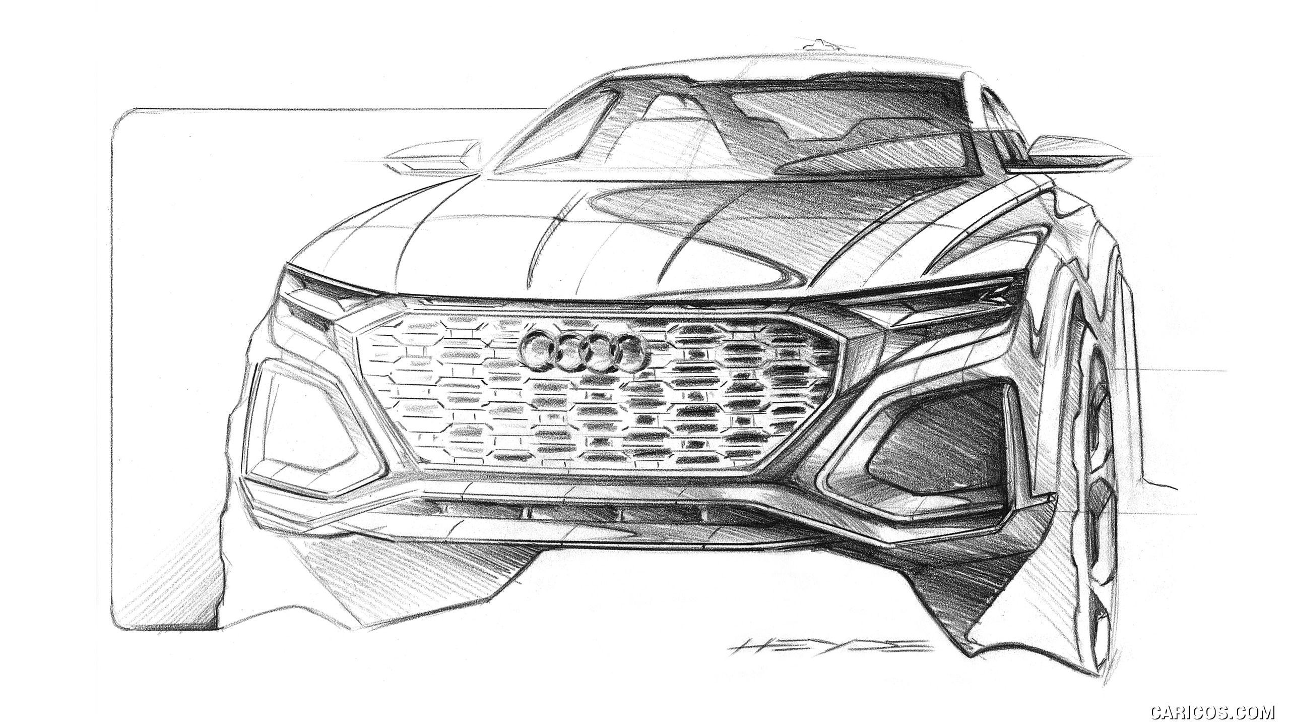 Audi Q8 Sport Concept Wallpaper