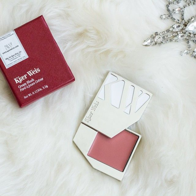 One of our all time favorite products are the Kjaer Weis Cream Blushes! Comprised of the same beautiful oils as their best selling foundation, this blush is truly amazing for all skin types, especially dry! Who else adores this product!?