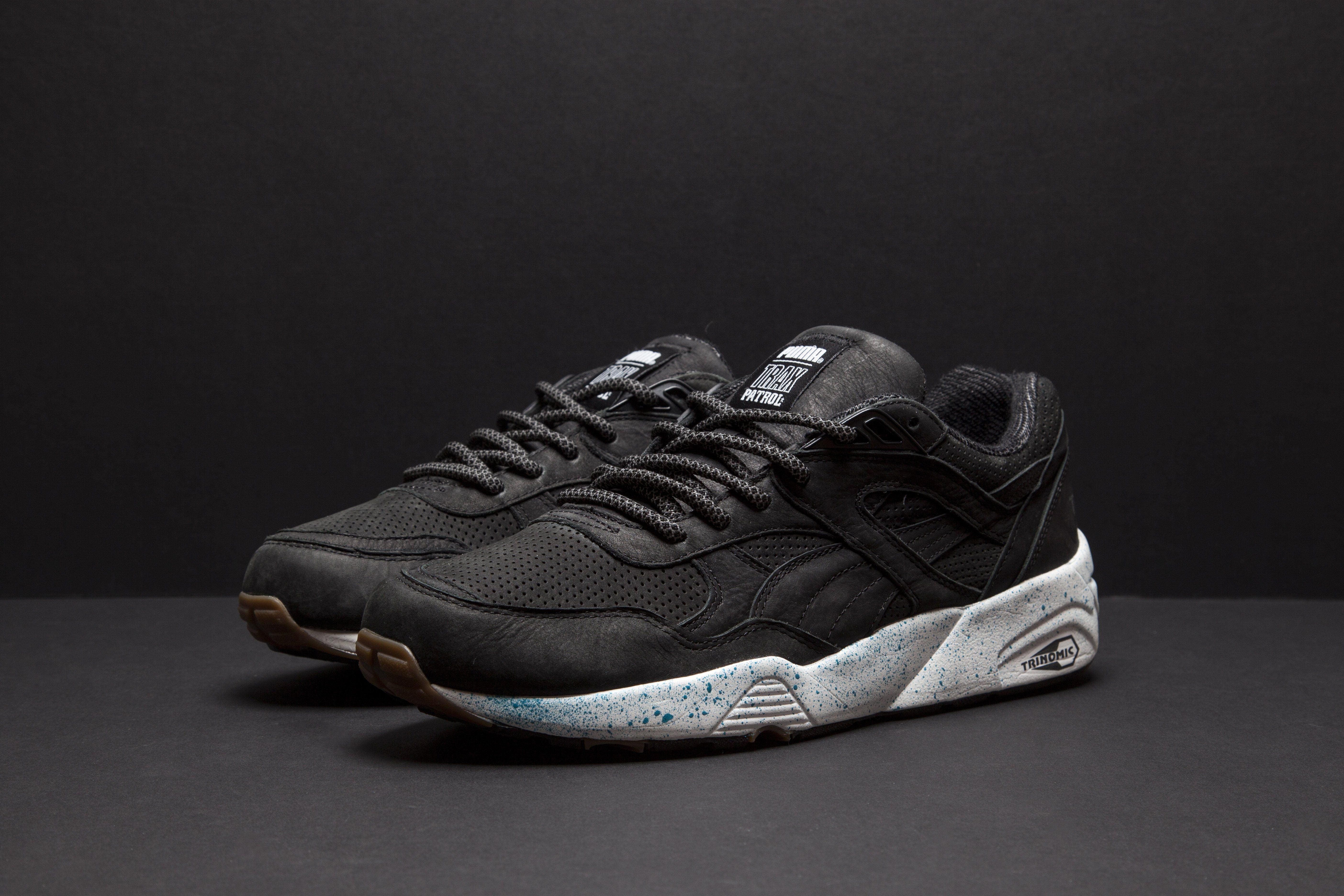 Puma x Foot Patrol x Trax Couture – Record Store Day 2015 Specials