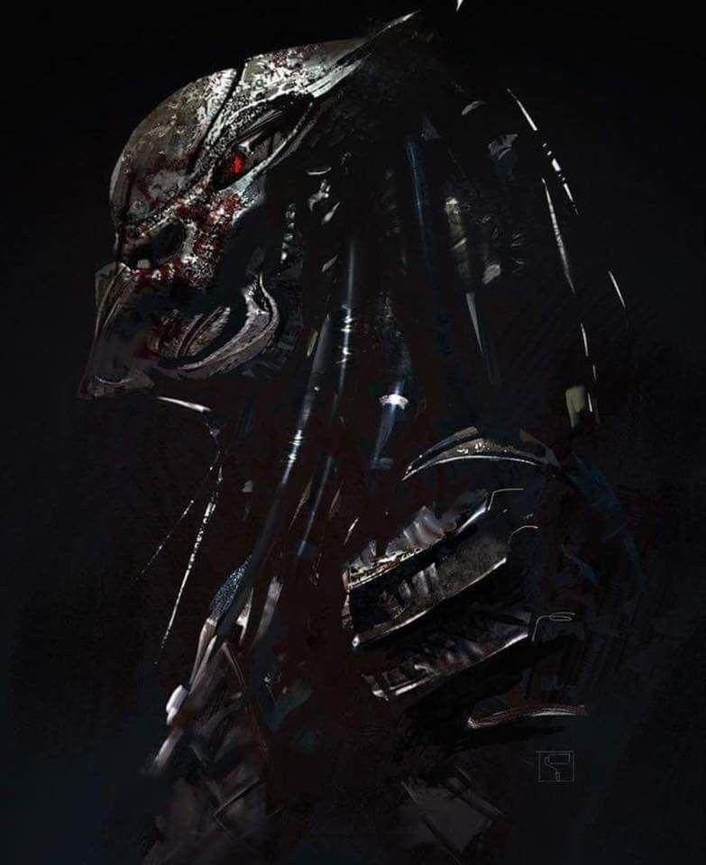 Predator | Yautja Prime in 2019 | Predator movie, Predator