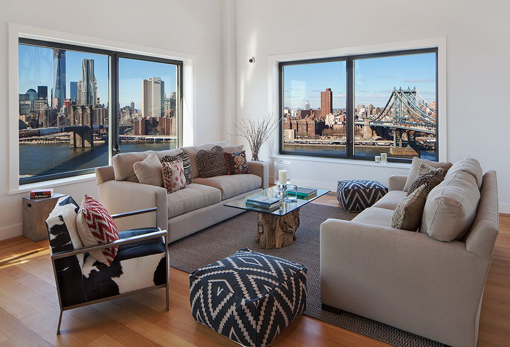 Clock Tower Penthouse In Brooklyn Stuns With Timeless Views Of NYC Skyline
