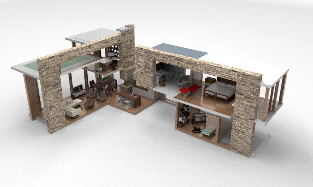 The Emerson House Furnished By Brinca Dada