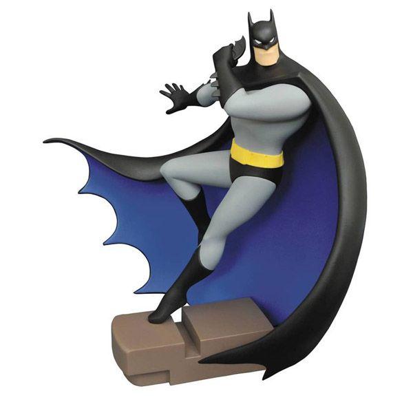 Картинки по запросу DC Comics PVC Gallery Statues - Batman TAS - Batgirl