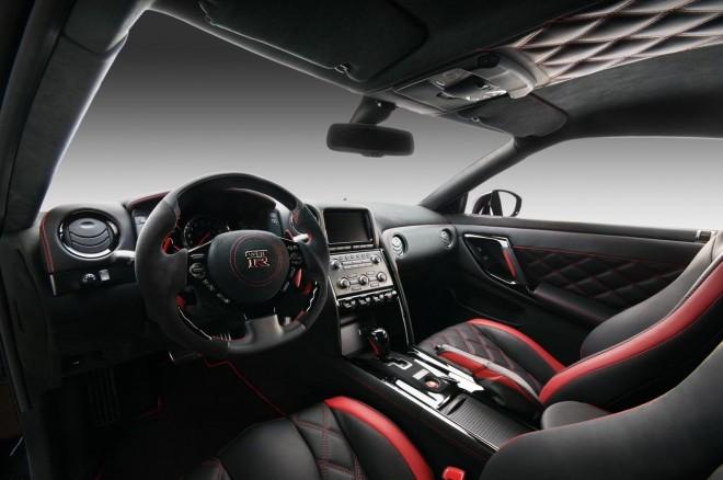 Vilner Nissan Gtr Interior Customization Stellar Interiors
