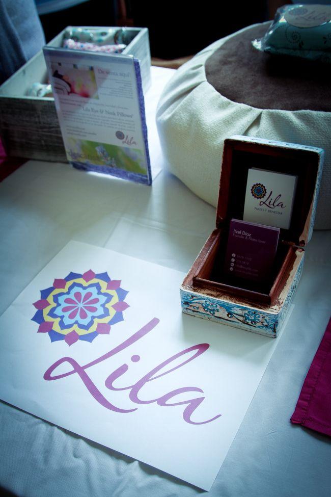 Lila en la Expo-Bazar de Panamá Hace Yoga el pasado 17 de marzo.    #muylila #yoga #panama