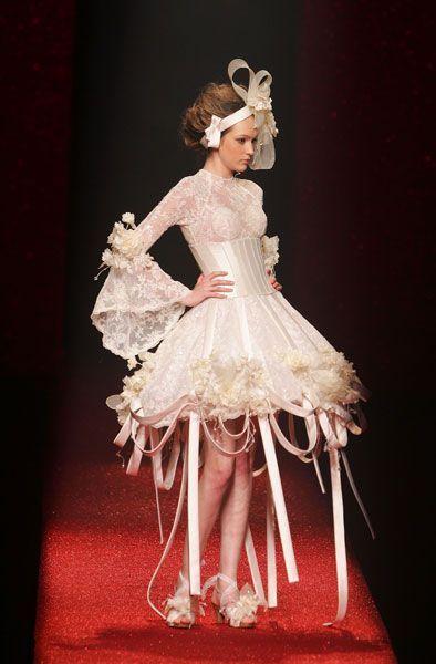Crazy Wedding Dresses