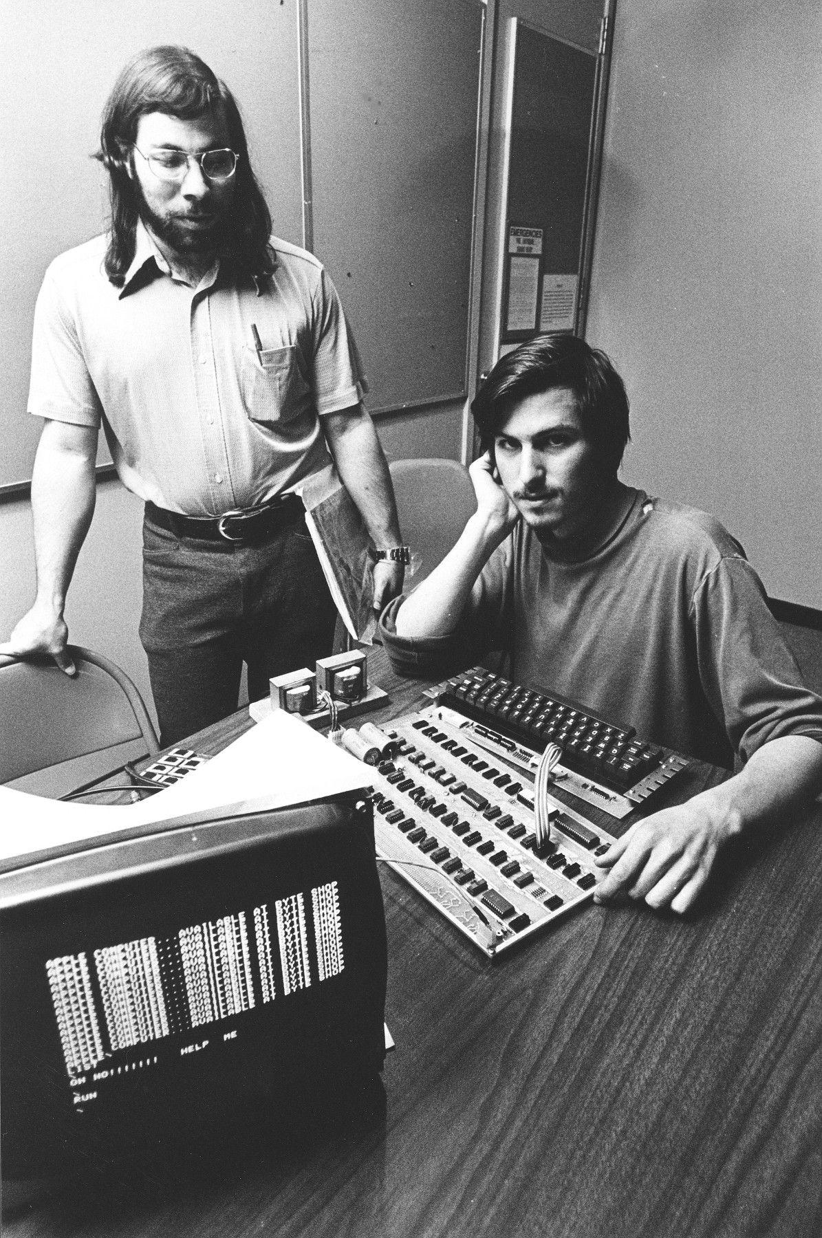 Why Silicon Valley Will Continue To Rule Steve Jobs Steve Wozniak Steve Jobs Apple