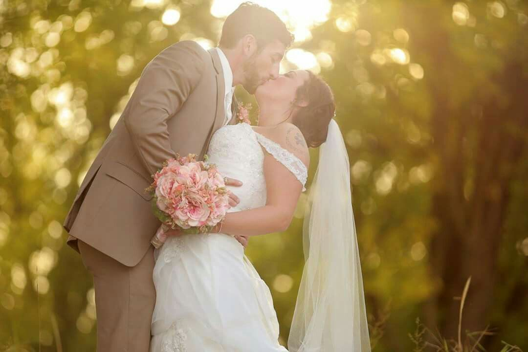 Blush/Cream/Ivory wedding