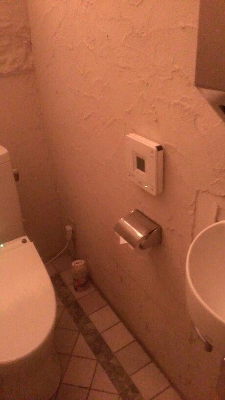 トイレの塗り壁 塗り壁 トイレdiy トイレ