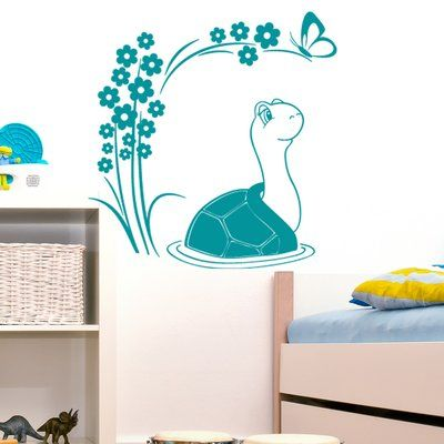 Style and Apply Turtle Wall Decal Wall decals, Vinyl
