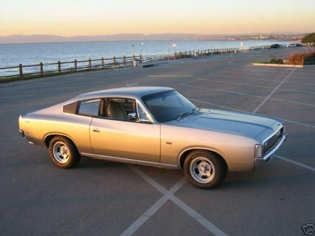 1972 Chrysler Charger 770 Rhd Australian Muscle Cars Muscle
