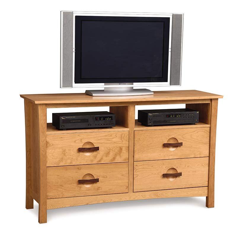 Berkeley 4 Drawer Dresser Tv Organizer Dresser With Tv Furniture 4 Drawer Dresser