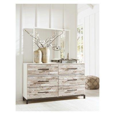 Best Evanni Dresser White Signature Design By Ashley In 2020 400 x 300