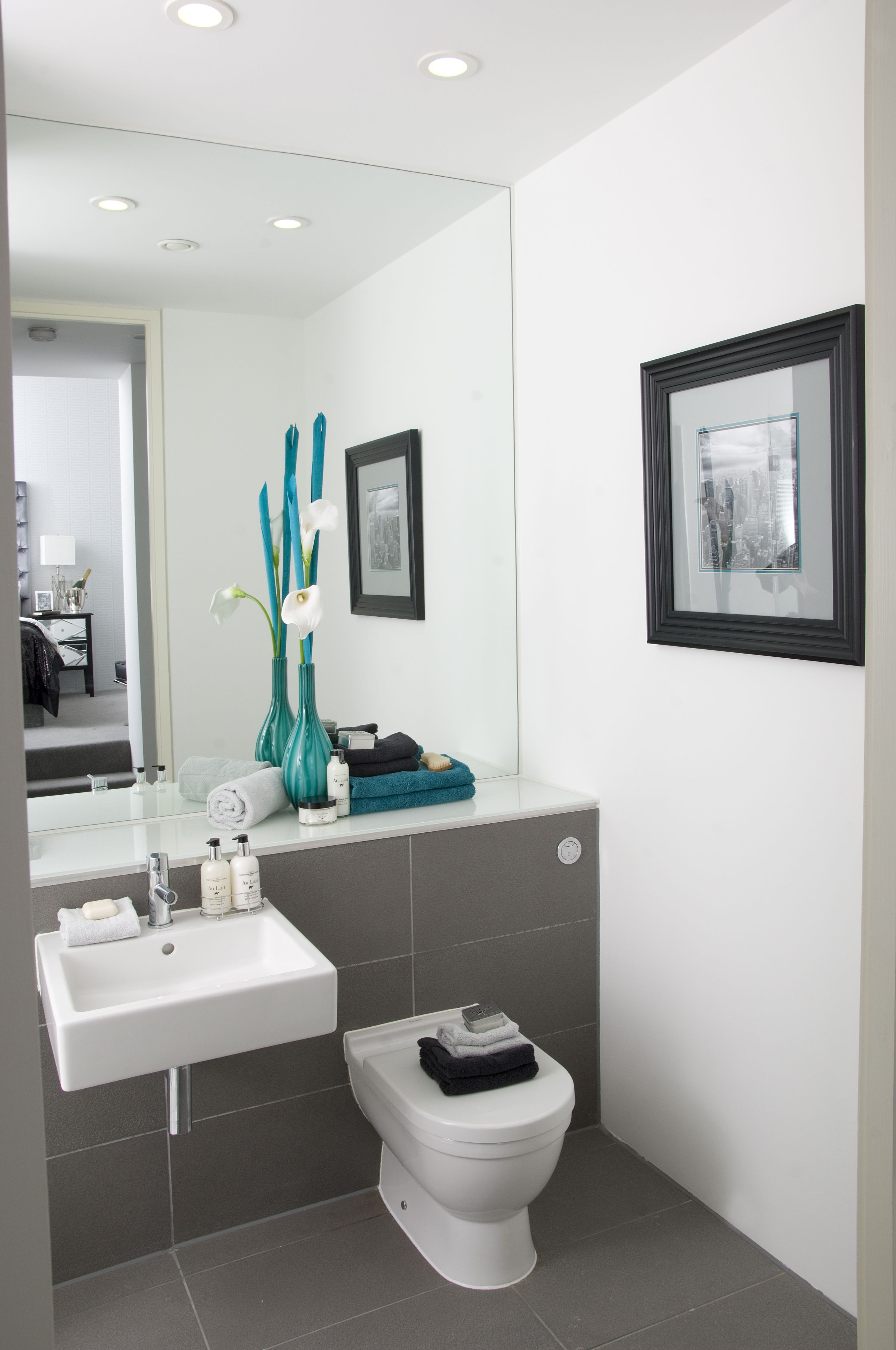 Do you like your bathroom to have a contemporary chic feel? Each ...