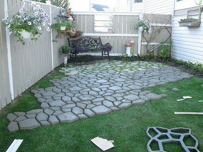 Decoracion De Jardines Con Piedras En Formas Jardines Jardin Con Piedras Ideas De Jardineria