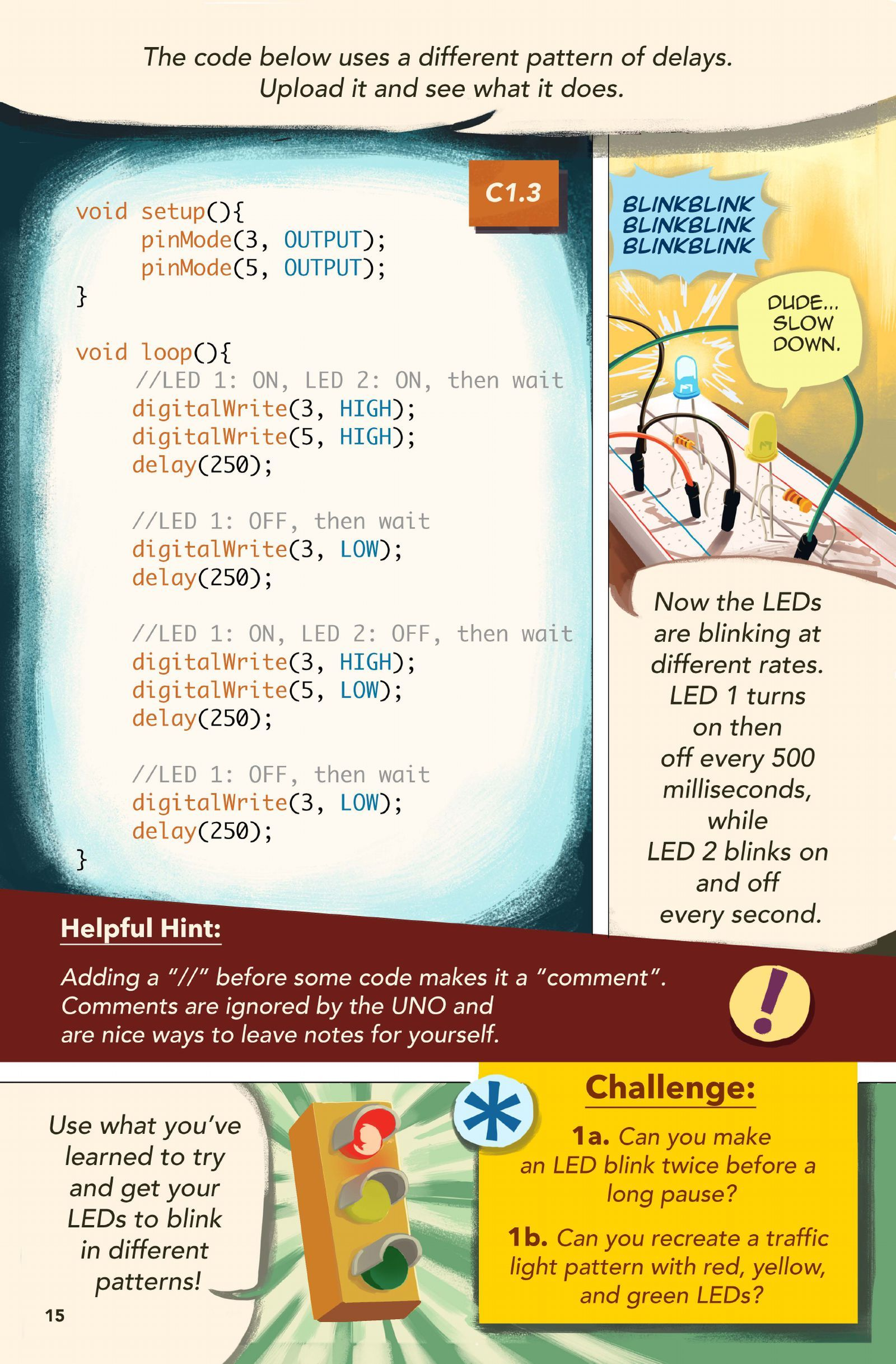 16Hertz Illustrated Arduino Guide | PDF to Flipbook | Programming