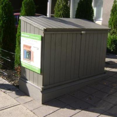 High Quality Garbage Storage