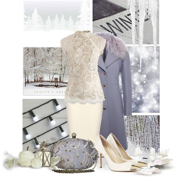 """""""Snowy Evening"""" by classic511 on Polyvore"""