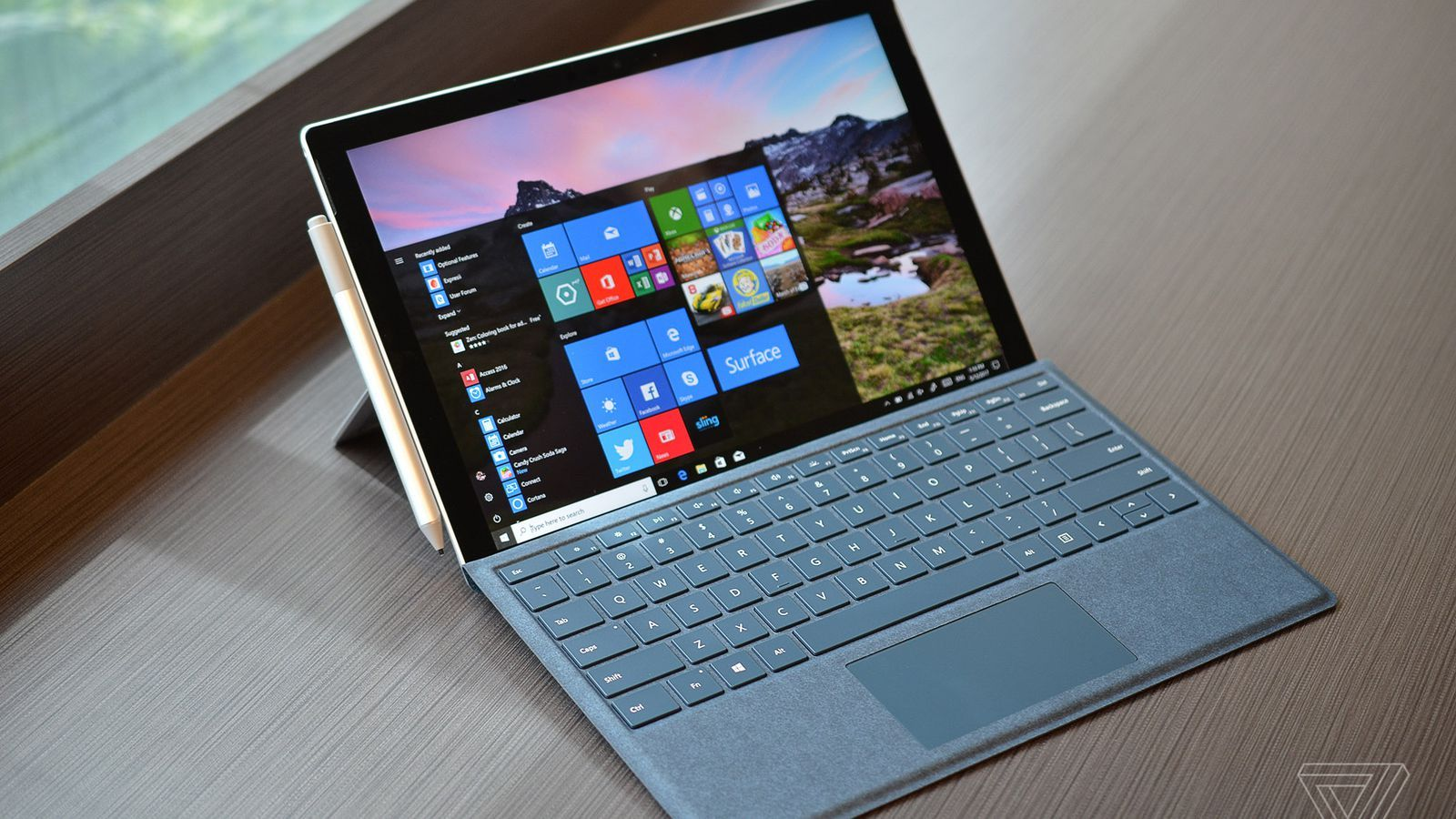 Microsoft's new Surface Pro has 13.5 hours of battery life